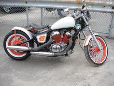 Honda Shadow 600 6