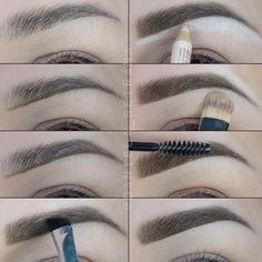 Brows, Step-by-Step @daniela_beirana