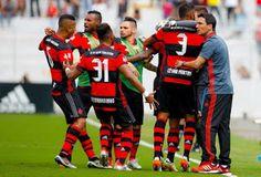 Blog Esportivo do Suíço: Brasileirão - Série A 2016, 4ª Rodada: Flamengo vira sobre a Ponte, quebra tabu e ameniza a crise