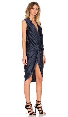 Shop for One Fell Swoop Elana Dress in Midnight at REVOLVE. Free 2-3 day…