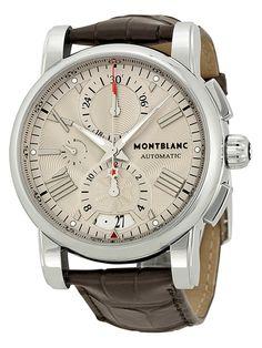 3ff19ecef02 Mont Blanc Star 4810 Chronograph Watch