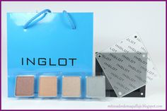 Mi tocador de maquillaje: Una nueva marca: INGLOT y llegó a Perú