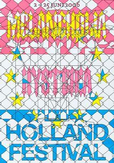 Affiche-HollandFestival-2006-2 - TheaterAffichePrijs - TheaterEncyclopedie