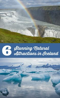 Is Iceland on your bucket list? Here are some of the best natural attractions + things to do in Iceland