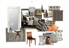 Check out this moodboard created on @olioboard: Bedroom AJ by tiinaa