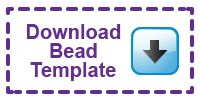 round paper bead template | How to Make Paper Beads from Rolled Paper