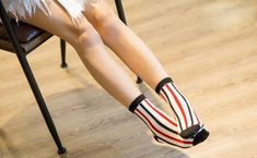 Ankle Socks, Buy 1, Stiletto Heels, Cool Designs, Stockings, Stuff To Buy, Shoes, Free, Fashion