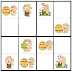 Sudoku Pasen - Digibord Onderbouw