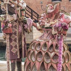 Repost By CTVC:  The Fabulous Inimitable Venice Carnival! Can you imagine the work that went into making these costumes!!! Incredible.  #photooftheday #photograpgoftheday #costume #costumedesign #outofthisworld #elaborate #imaginative #courtly #extravagant #exquisite #creative #originaldesign #venicecarnival #vinezia #dianeasselintisserande  (via #QuickReposter)