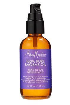 100% Pure Baobab Oil Head To Toe Nourishment -