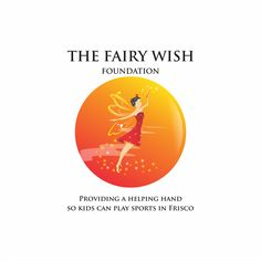 Create a logo for a non-profit using an image of a single fairy with a wand. by puma_design