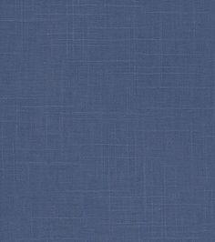 Home Decor Solid Fabric-Waverly Circa Indigo & home decor fabric at Joann.com