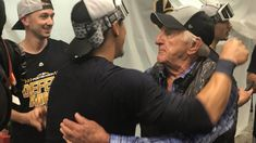 Bob Uecker donates full playoff share to favorite charities Wish Foundation, Wounded Warrior, Milwaukee Brewers, Girls Club, Bad Timing, Charity, Running, Baseball, Boys