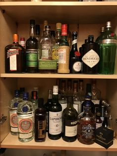 Iu0027m A Bartender And This Is The Liquor In My Home Bar What Does