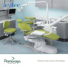 Unidad Dental A-DEC 300 Marca; A-DEC