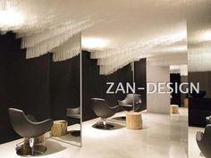 欧美休闲美容美发理发店铺SPA水疗室内装修设计实景图效果图素材-淘宝网
