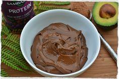 Chocolate Avocado Mousse - Vegan & Gluten-free