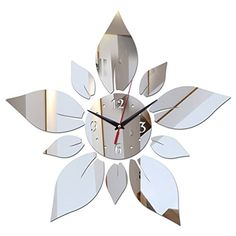 Wall Clocks Back To Search Resultshome & Garden 3 Models 3d Mirror Surface Diy Wall Clock With Special Pattern Innovative Art Sticker Home Office El Decor Modern Design To Have A Long Historical Standing