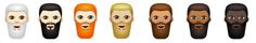 #BeardEmoji ..