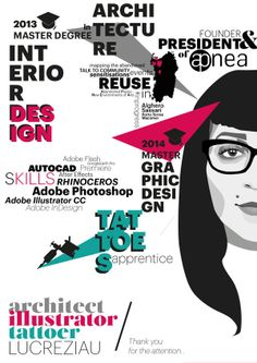 28 of The Best Resume Designs - Smashcave