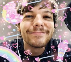Louis Tomlinson, Give Me A Break, 5 Best Friends, Thanks For Everything, Harry Styles Live, Louis And Harry, Matthew Gray Gubler, Louis Williams, Chest Piece