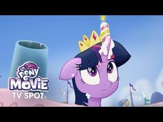 My Little Pony: The Movie (2017) Official TV Spot – 'So Sweet' - Emily Blunt, Sia, Zoe Saldana -- My Little Pony: The Movie – Coming to theaters October 6! The film has an all-star voice cast including Emily Blunt, Kristin Chenoweth, Liev Schreiber, Michael Peña, Sia, Taye Diggs, Uzo Aduba and Zoe Saldana. | Lionsgate Movies