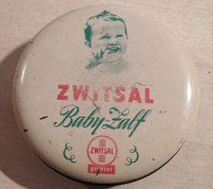 Zwitsal - Baby Zalf - Zwitsal geneest - blikje