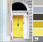 This palette from @design_seeds  is very similar to one I recently put together for a client.