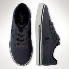 Nylon Hanford Sneaker - Child Child 10.5 - 3 - RalphLauren.com