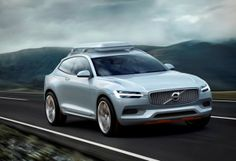 VOLVO CONCEPT XC COUPÉ ~ ... And This is Reality