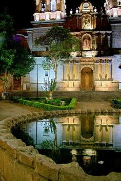 Morelia, Mexico, one of my favorite places! Places Around The World, Oh The Places You'll Go, Travel Around The World, Places To Travel, Around The Worlds, Beautiful Places To Visit, Beautiful World, Wonderful Places, Dream Vacations