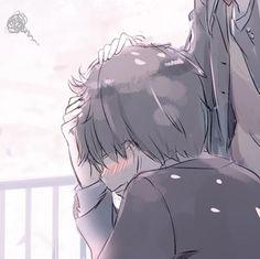 Anime Couples Drawings, Anime Couples Manga, Couple Drawings, Cute Anime Couples, Anime Cupples, Anime Kawaii, Yandere Girl, Anime Siblings, Anime Friendship