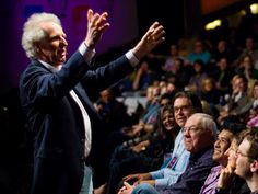Benjamin Zander has two infectious passions: classical music, and helping us all realize our untapped love for it — and by extension, our untapped love for all new possibilities, new experiences, new connections.