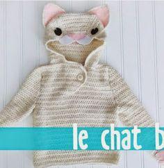 http://100babysweaterpatterns.com/portfolio/4-le-chat-blanc/