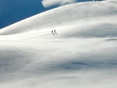 llll➤ Skiing far away from the hustle and bustle of the big skiing areas: Try the popular sports ski touring in the snow-covered mountains of South Tyrol! Ski Touring, Popular Sports, South Tyrol, Winter Sports, Far Away, Skiing, Mountains, Winter, Climbing