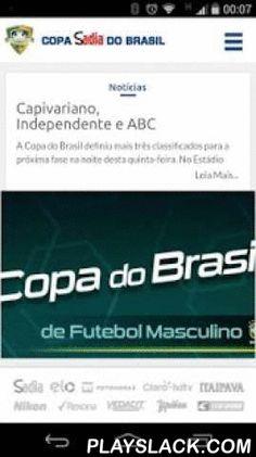 Copa Do Brasil 2016  Android App - playslack.com ,  Aplicativo da Copa do Brasil 2016. Fotos, clubes, história dos campeões, técnicos e muito mais. Cup Brazil 2016. Photos application, clubs, history of champions, coaches and more.