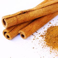 Some studies link cinnamon consumption to better control blood sugar. One study found that cinnamon helped individuals with Type 2 Diabetes by increasing the cells ability to use glucose.