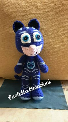 Catboy superpigiamini