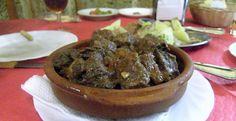 Receta de la carne al toro del bar de la peña de Cazadores de Cádiz