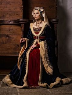 Marie d'Anjou, Queen of France (1422-1461).