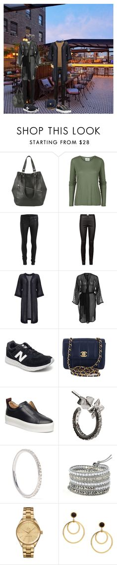 """""""Cathrine"""" by janni-pedersen on Polyvore featuring Chanel, By Malene Birger, Ileana Makri and Lacoste"""