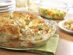 Easy Chicken Pot Pie Recipe - KitchenDaily