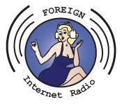 Find online radio stations in foreign languages at this site.  You can search by language and music genre.  http://www.multilingualbooks.com/online-radio.html