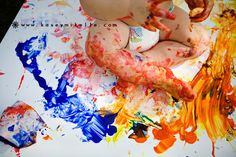 Charlotte's first painting session may take place next week!