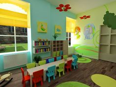 kindergarten rooms - Buscar con Google