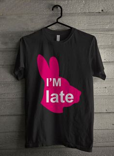 Im Late Rabbit