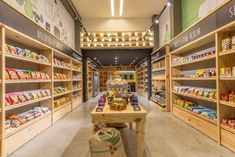 Supermarket Design, Retail Store Design, Pet Store Display, Mini Store, Vegetable Shop, Store Layout, Retail Interior, Shop Interiors, Shop Interior Design