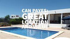 Villa Can Payes: Great Location and Value en Sant Jordi, Ibiza, España