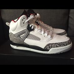 best website 3cf5e b446f Jordan Shoes   Nike Jordan Spizike Bg 6y 6.5y (7.5   8 Women S)   Color   Black White   Size  6y
