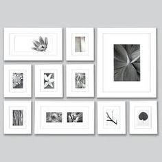 The Picturewall Company, Thick White - Perfect Picturewall - Picturewall.com